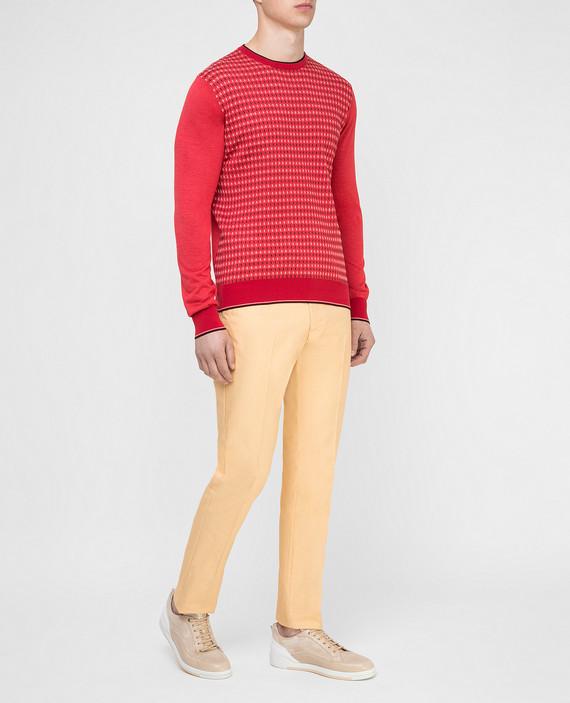Желтые джинсы hover