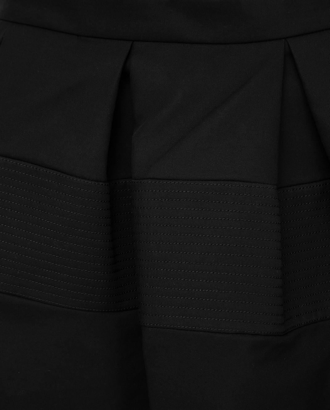 Balenciaga Черная юбка 413384 изображение 5