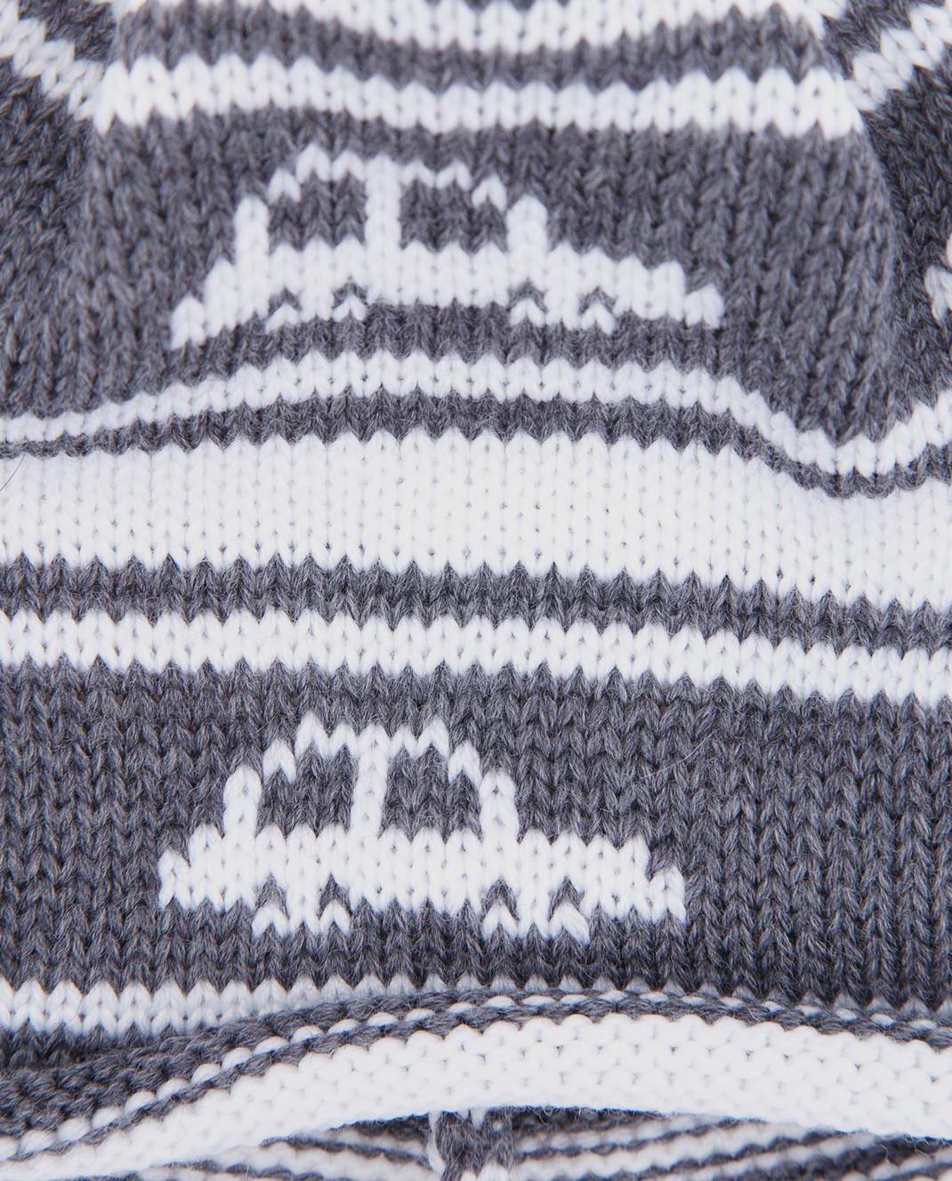 Catya Детская серая шапка 721583 изображение 2