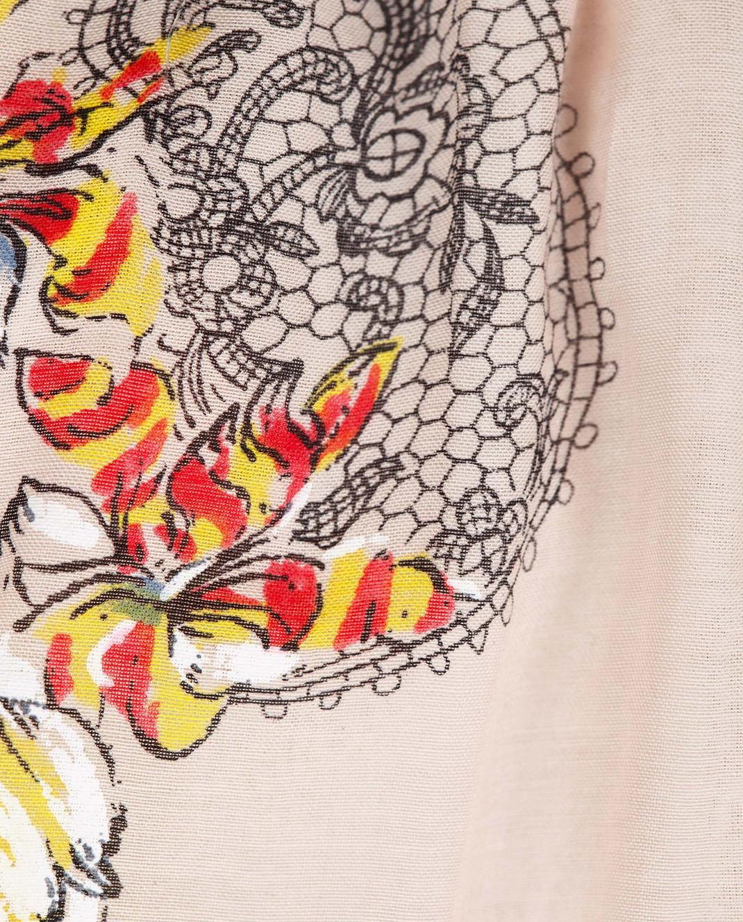 Philosophy di Lorenzo Serafini Бежевая юбка изображение 5