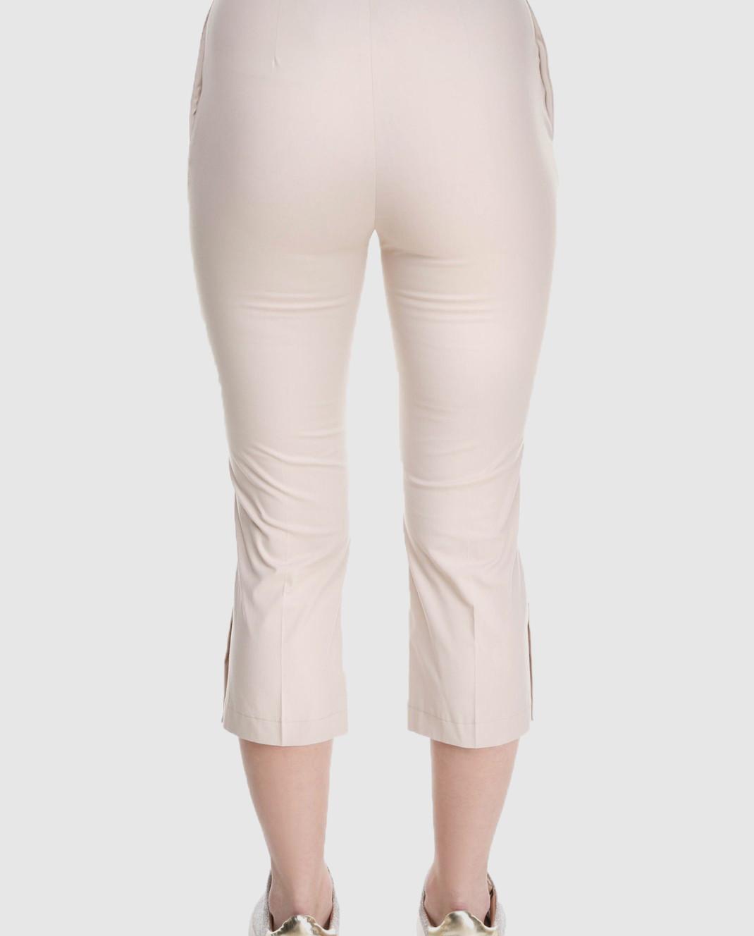 Twin Set Бежевые брюки изображение 4