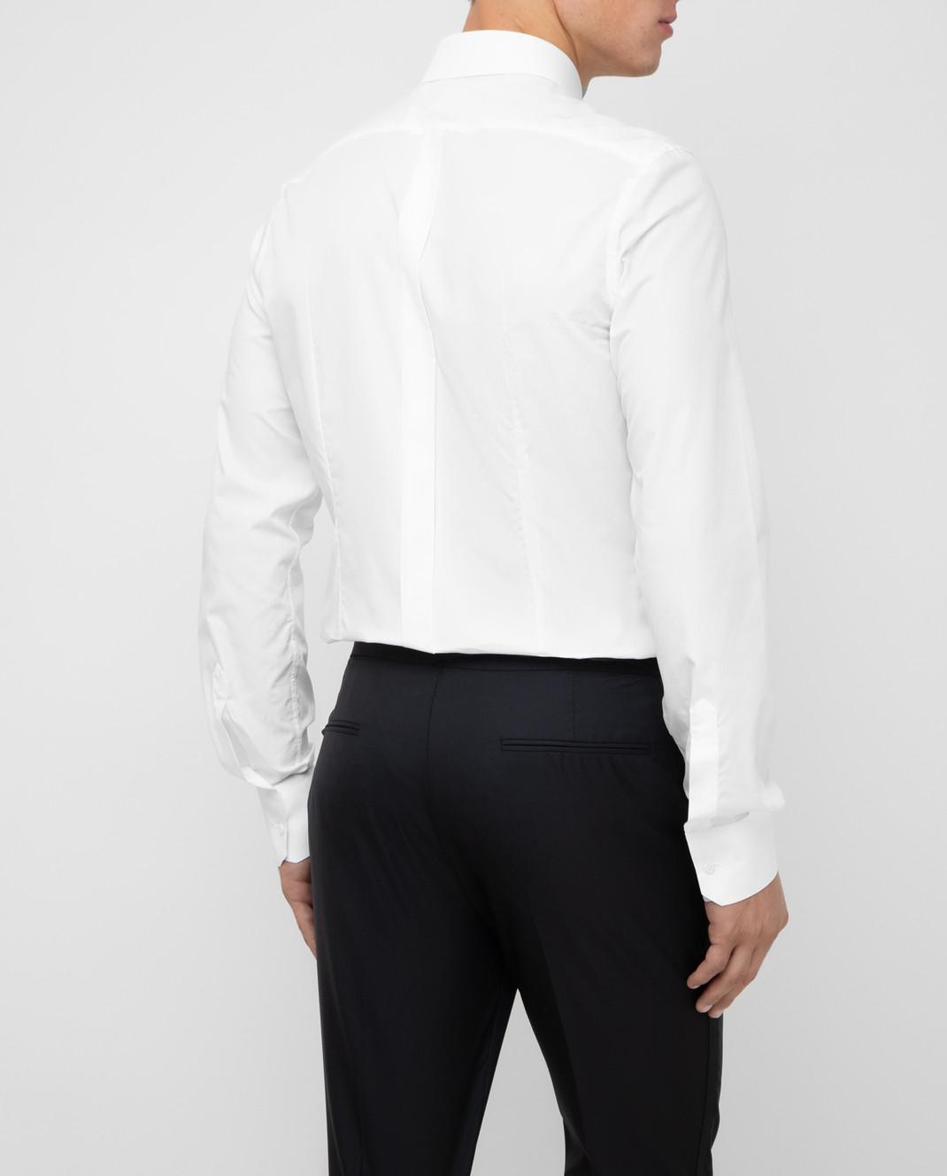 Dolce&Gabbana Белая рубашка изображение 4