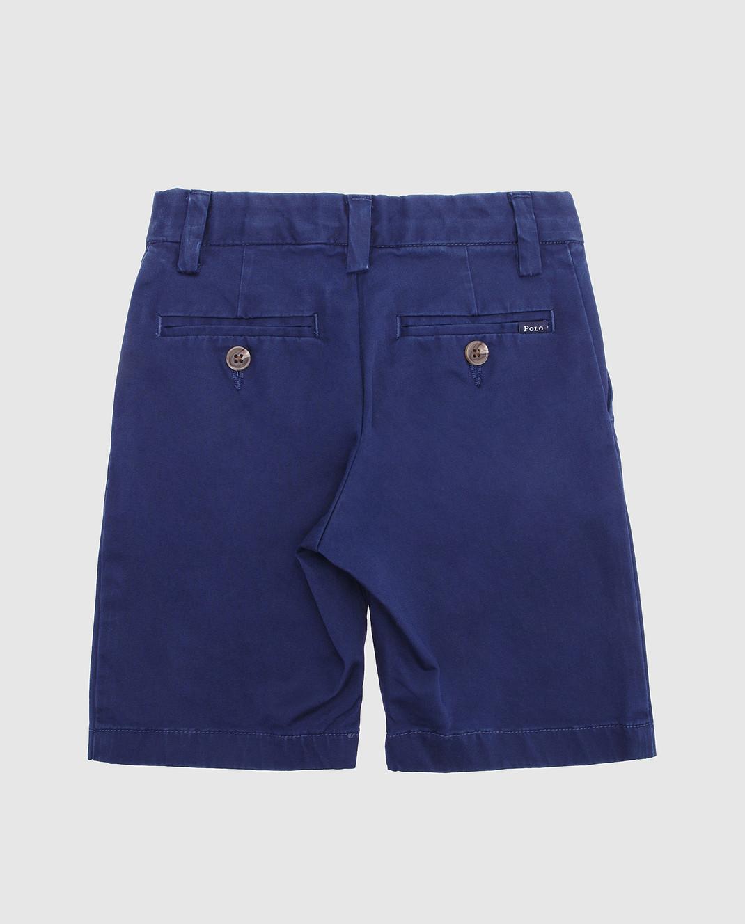 Ralph Lauren Детские синие шорты 321682664 изображение 2