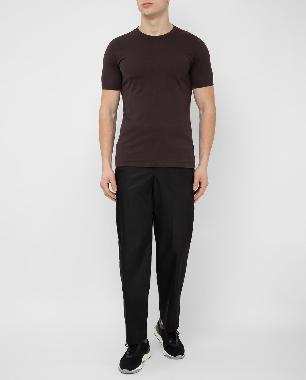 Prada Sport Черные брюки SPG30I18 изображение 2