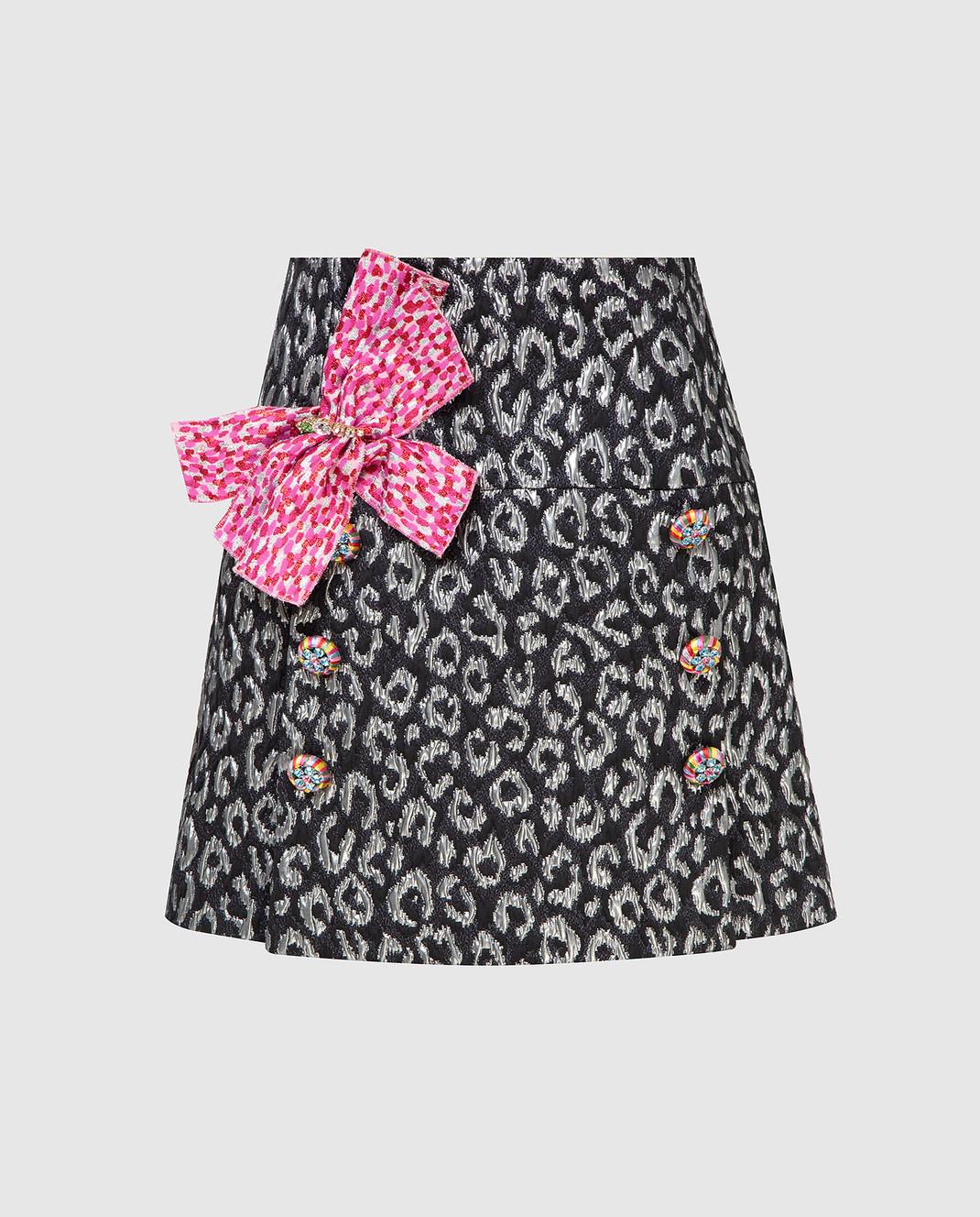 Dolce&Gabbana Черная юбка F4AZUZGDE88