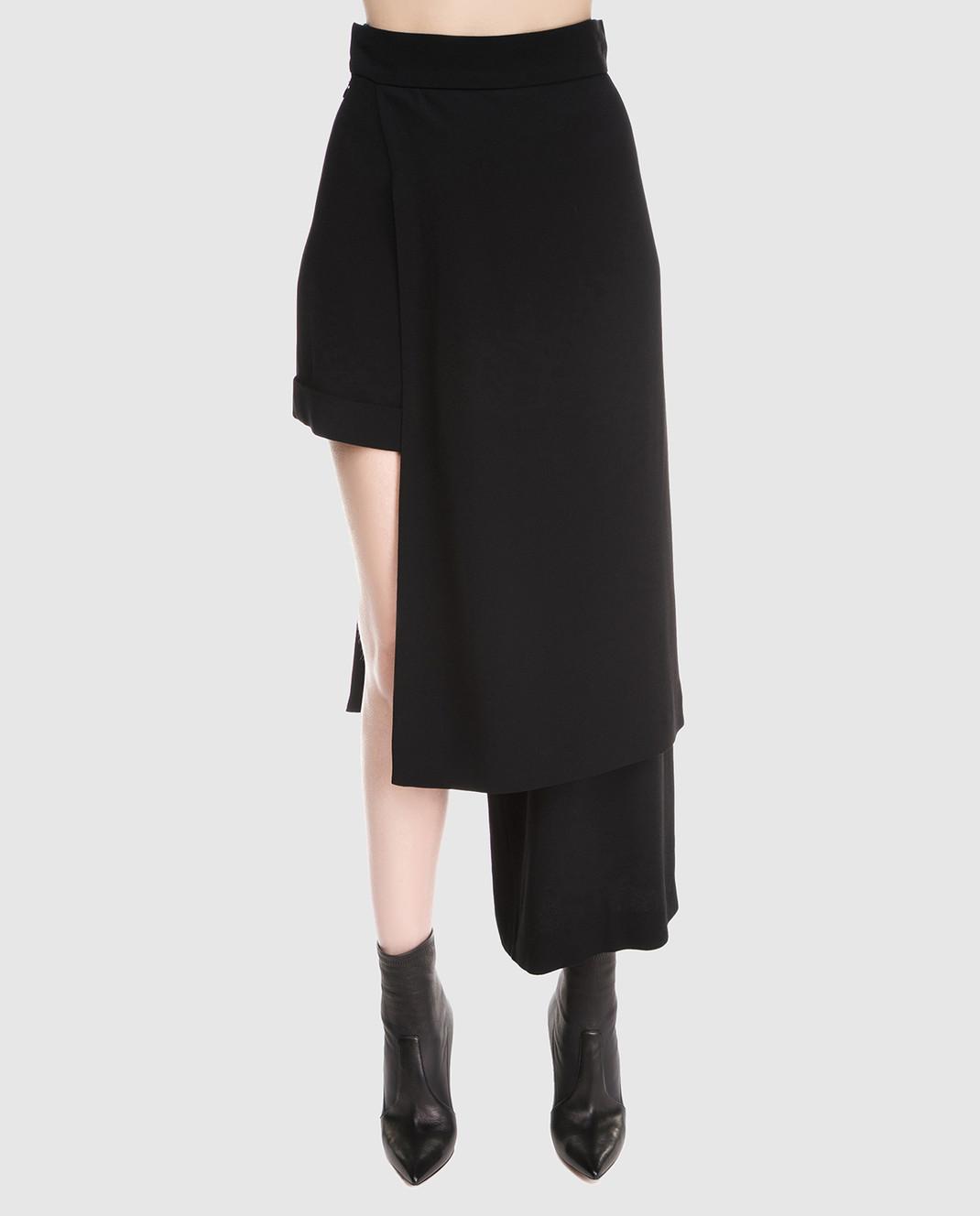 Balmain Черные брюки 115140 изображение 3