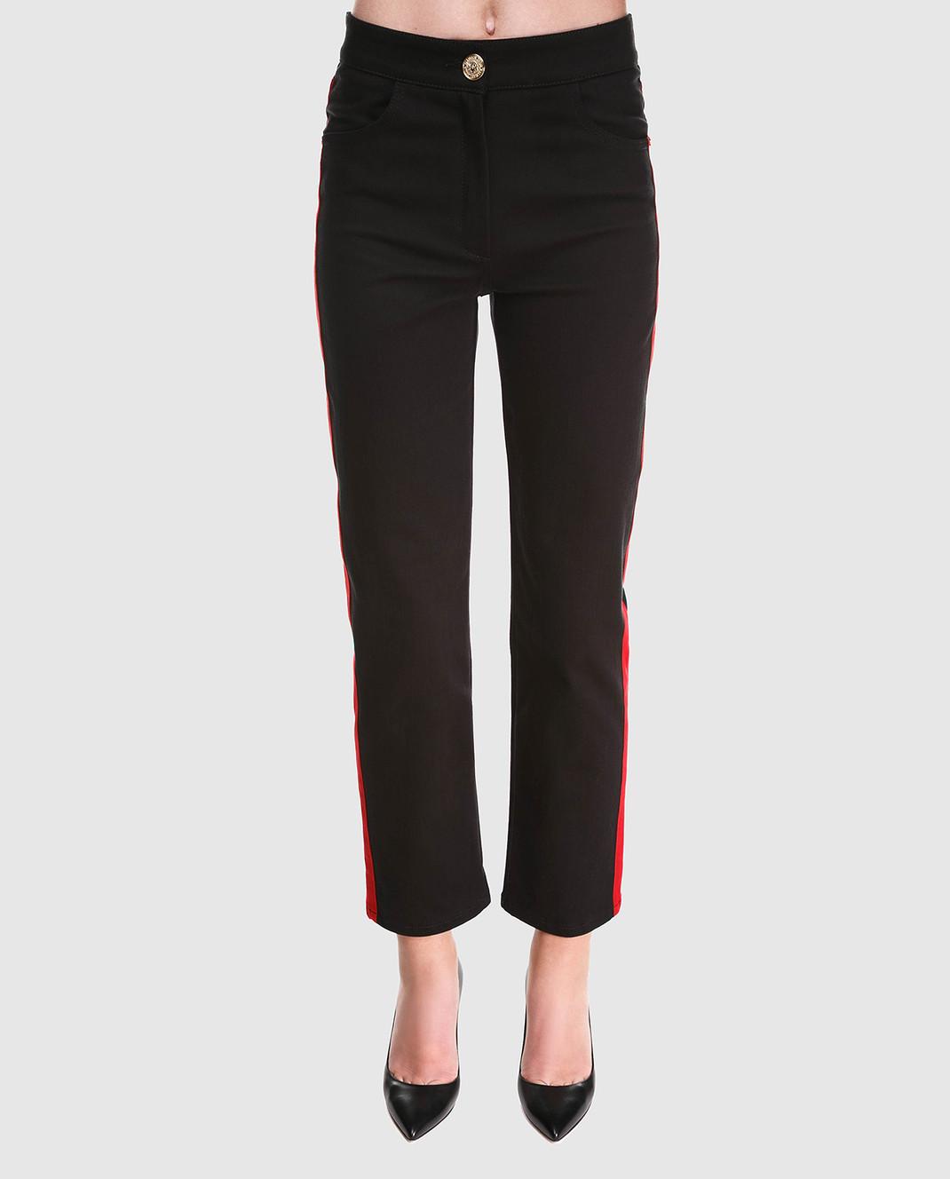 Balmain Черные джинсы 145481 изображение 3