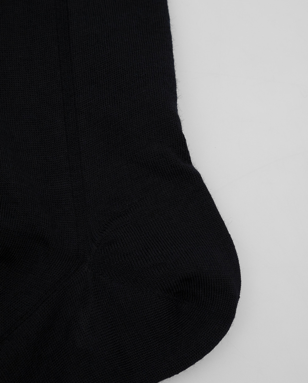 RiminiVeste Темно-синие носки из шерсти WN8011EMINENCE изображение 3