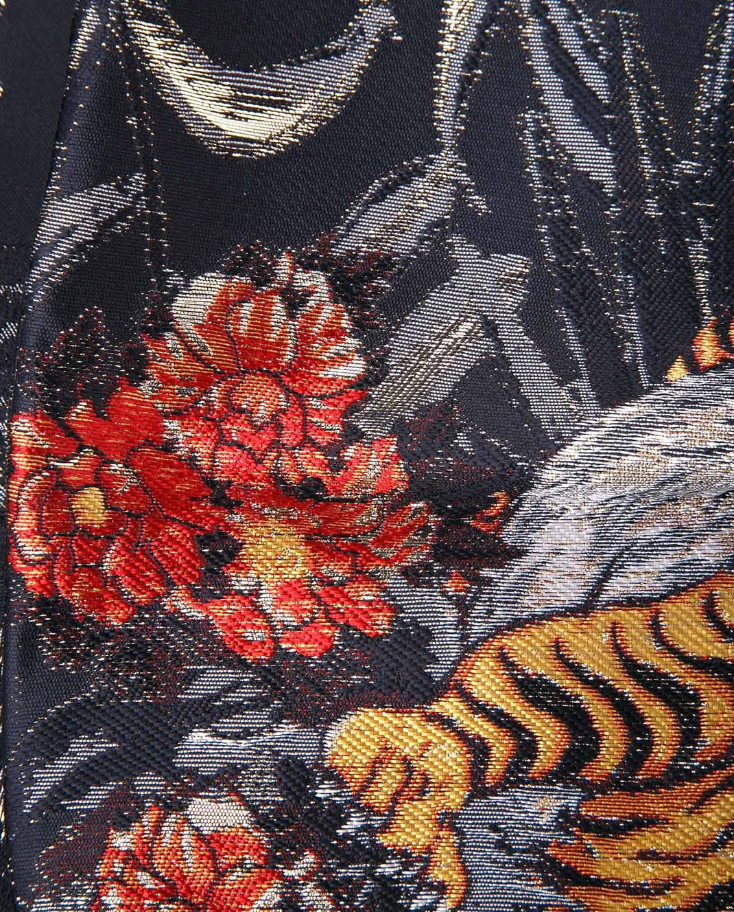PAROSH Серый шарф изображение 3