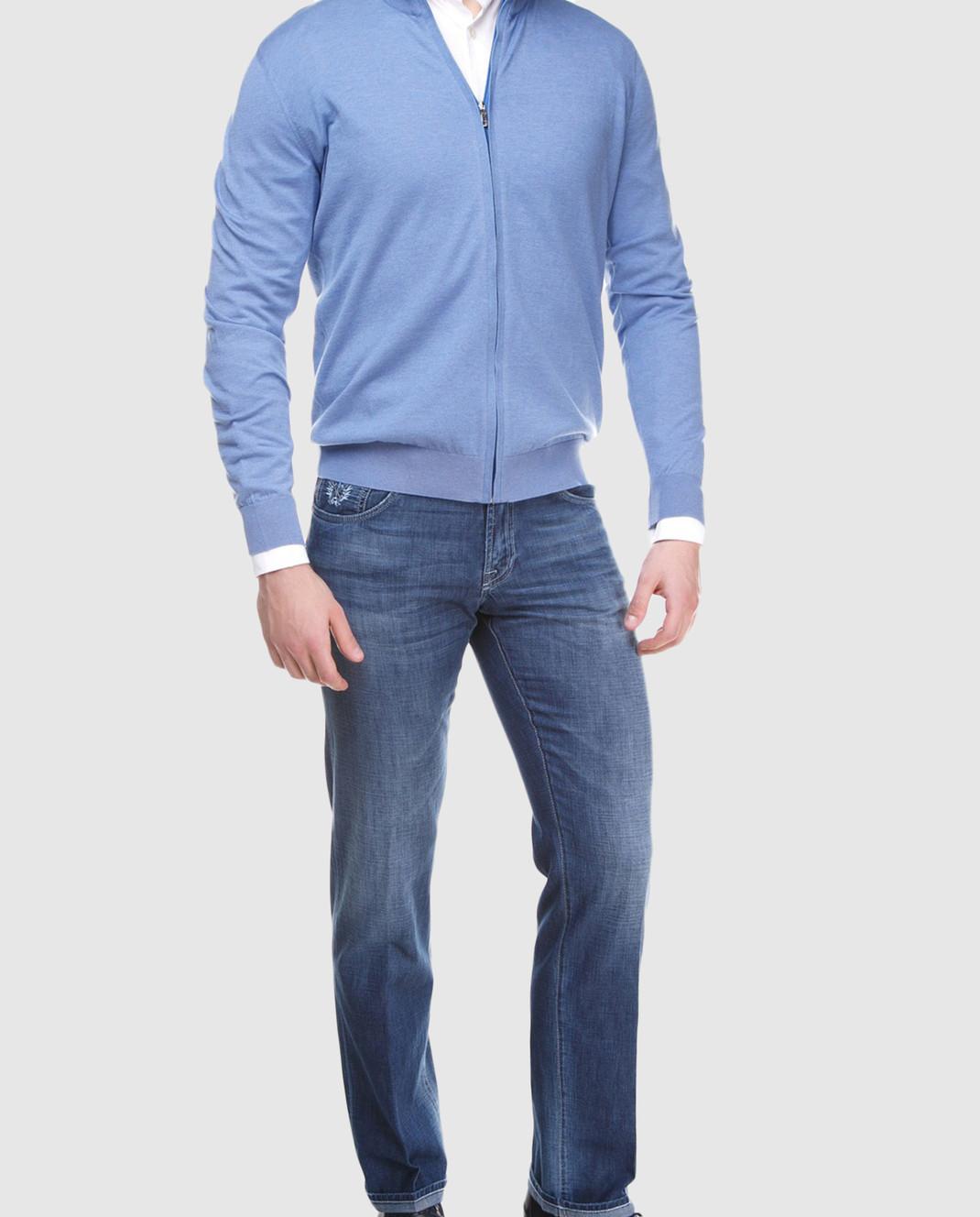 Scissor Scriptor Синие джинсы TIBERIOT68 изображение 2