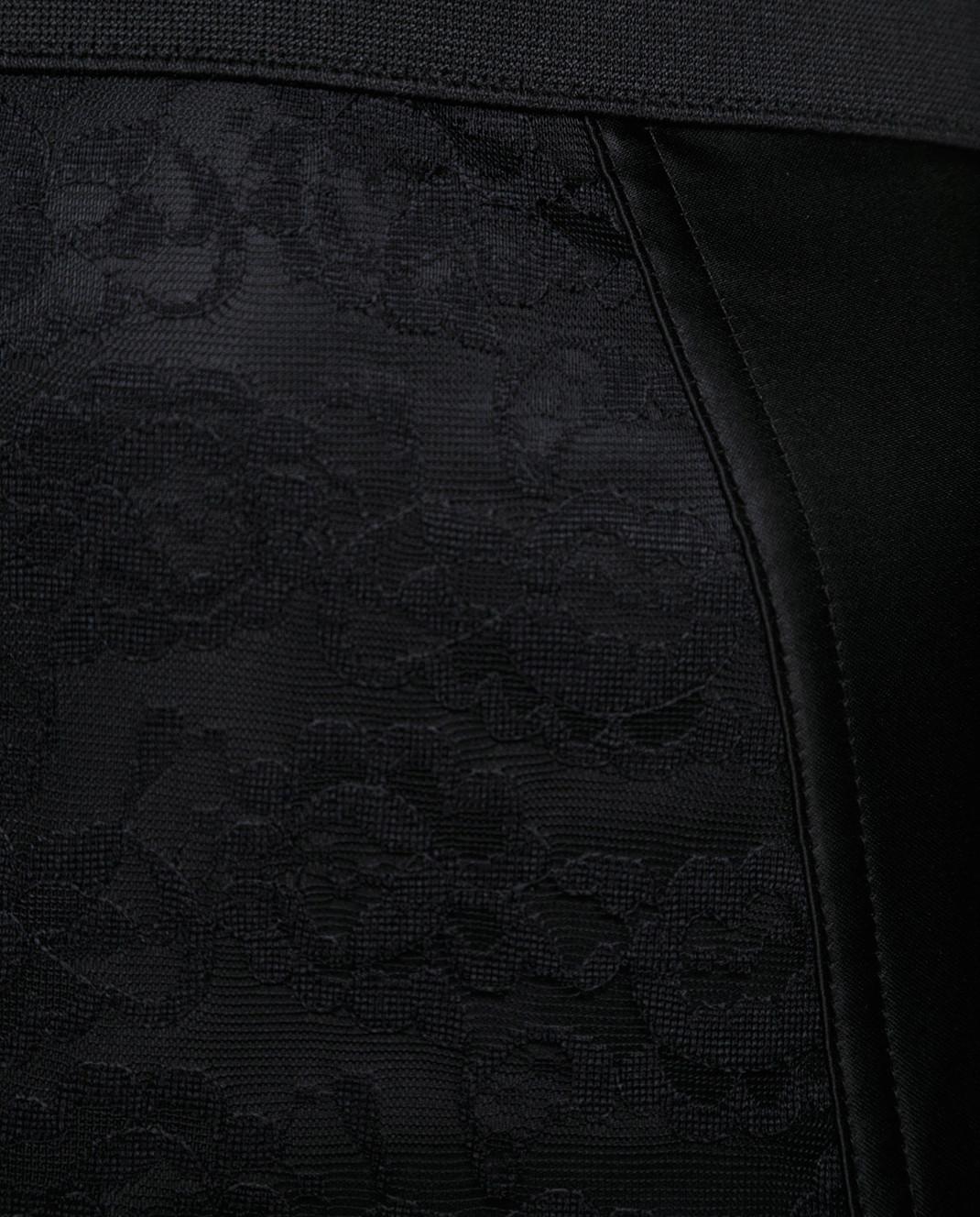 Dolce&Gabbana Черные трусики FTAG1TGDC48 изображение 3