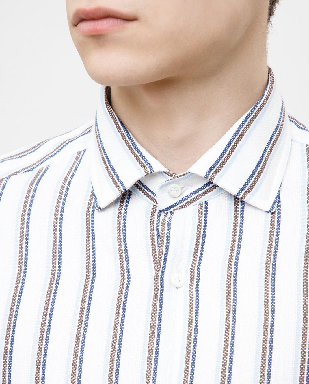 Stile Latino Белая рубашка изображение 5