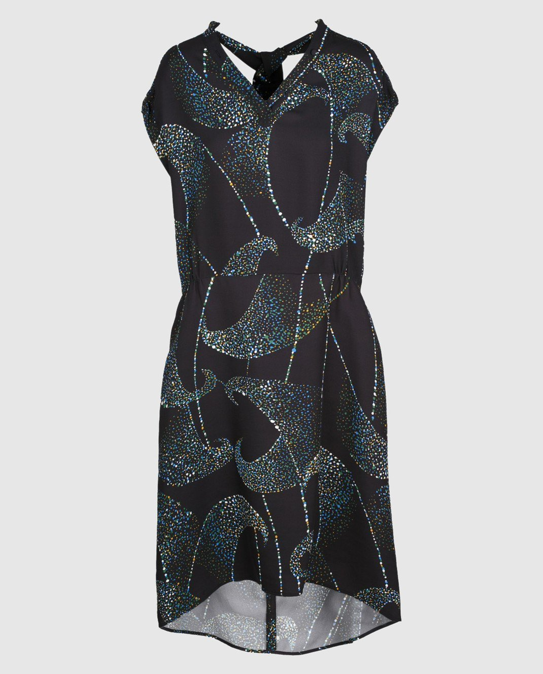 Balenciaga Черное платье 456946