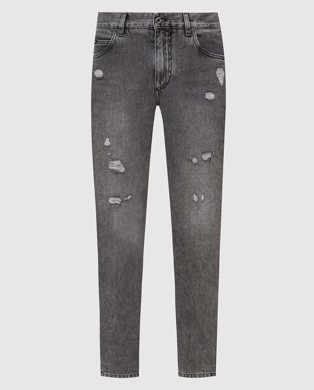 Dolce&Gabbana Серые джинсы изображение 1