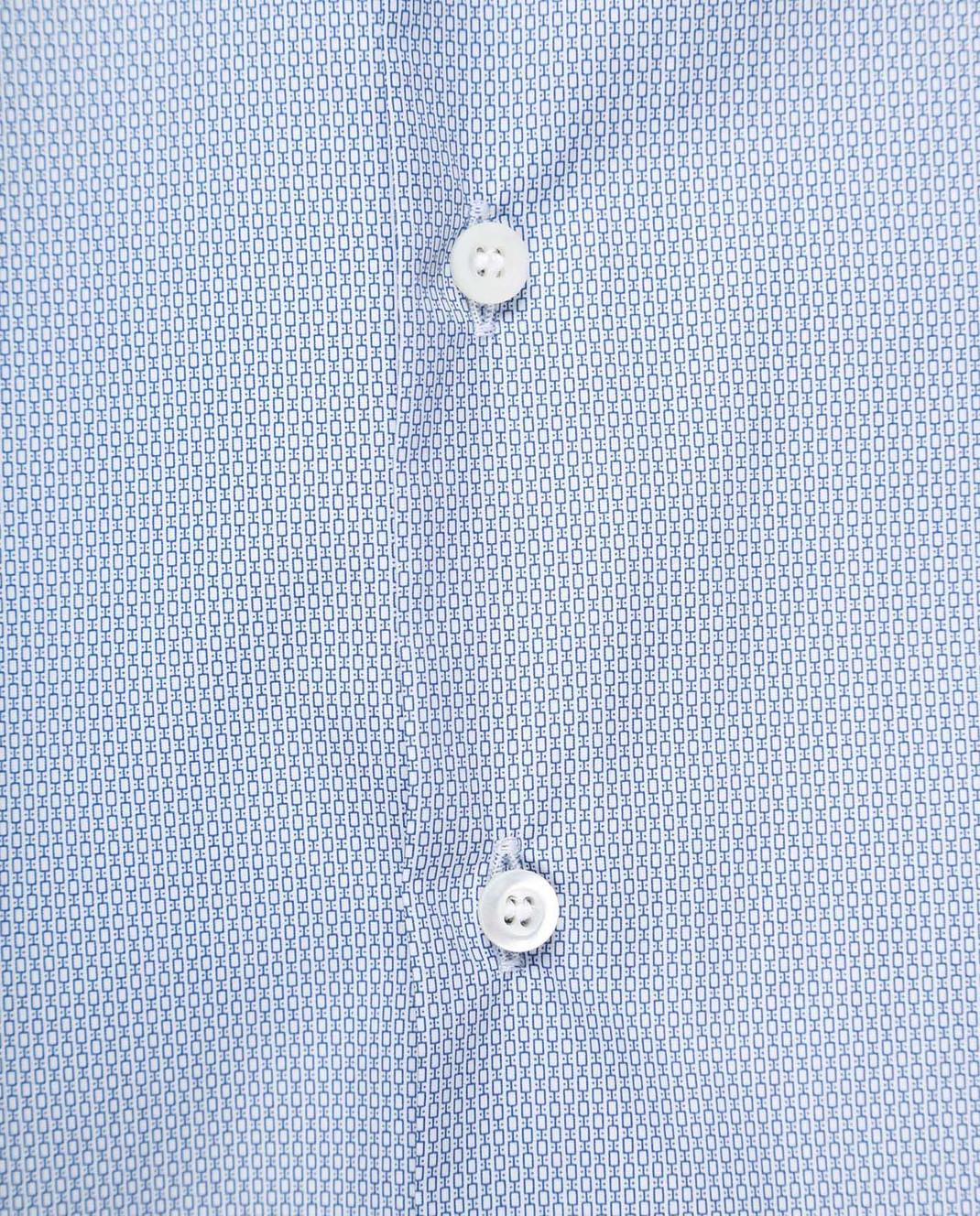 Prada Голубая рубашка UCM6081P9U изображение 5