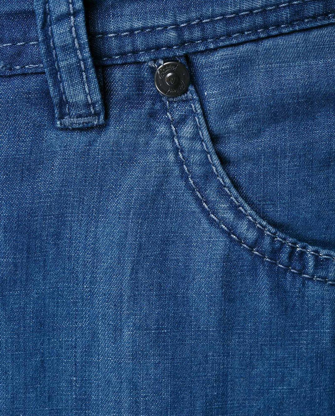 Brioni Синие джинсы SPL40MP5D14 изображение 2