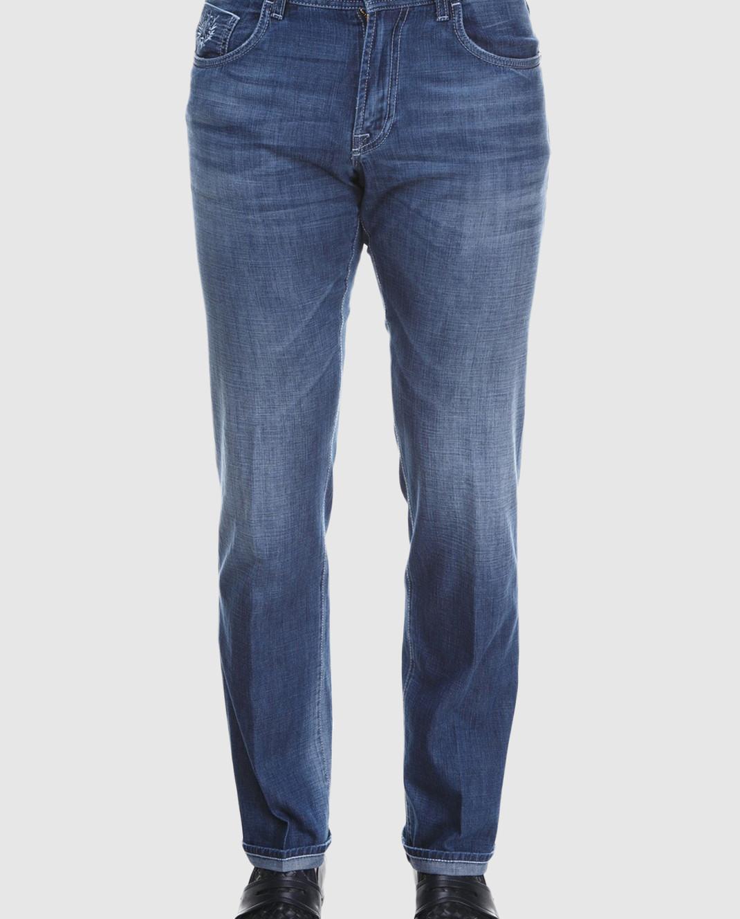 Scissor Scriptor Синие джинсы TIBERIOT68 изображение 4