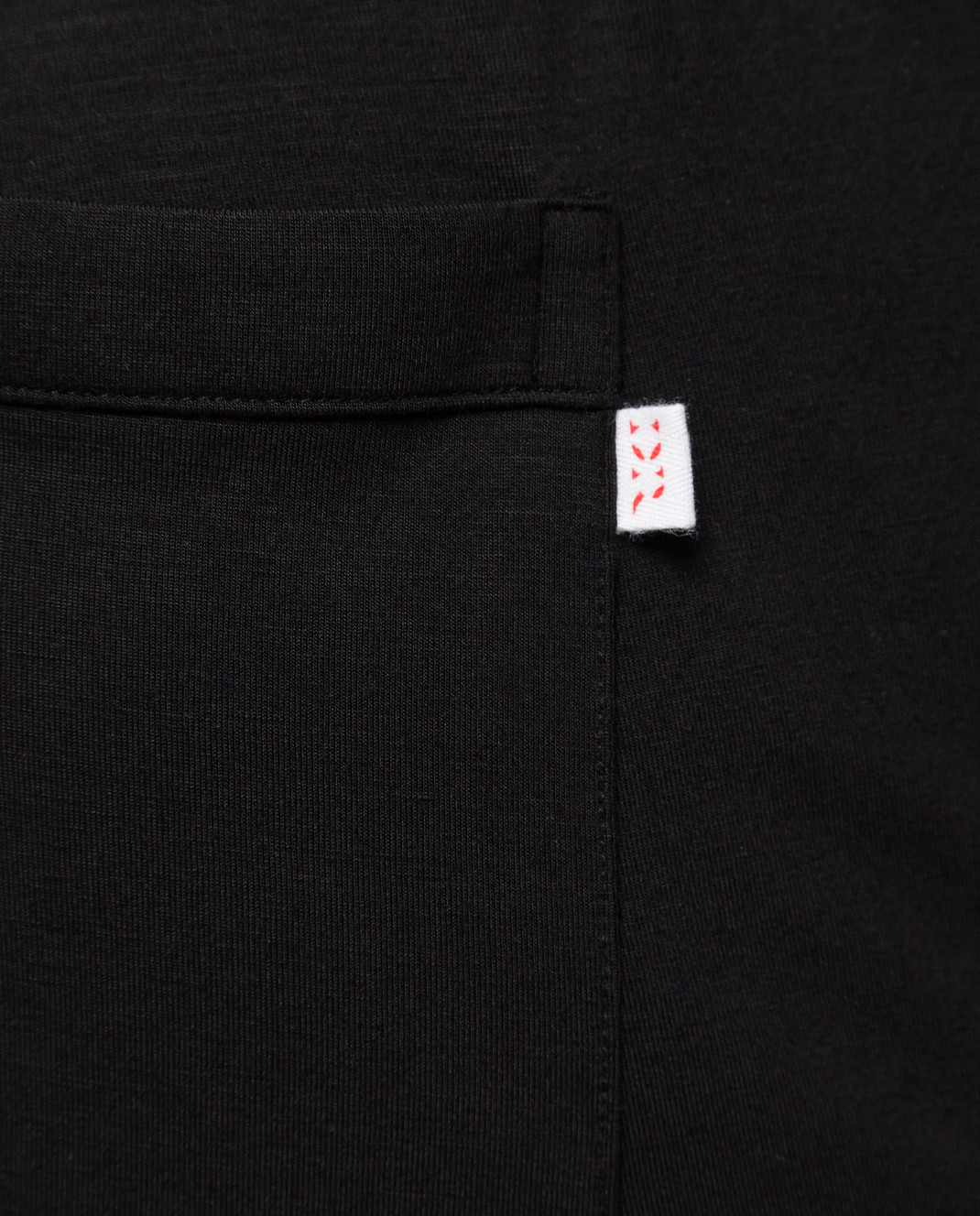 Derek Rose Черные брюки 3558BASE001 изображение 5