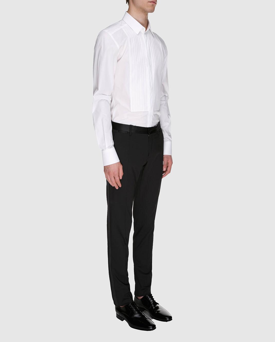 Dolce&Gabbana Белая рубашка G5FL5TGEC81 изображение 2