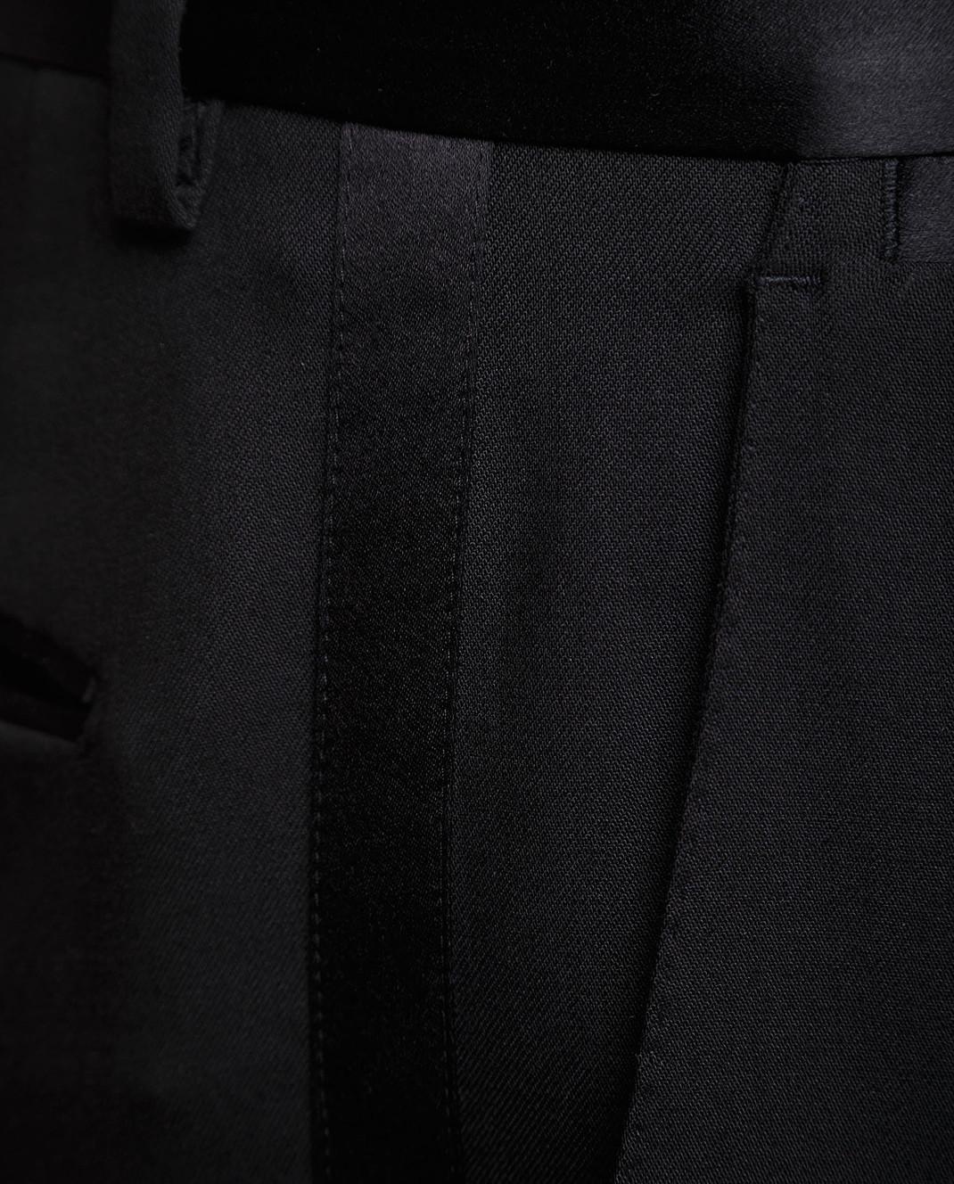 Dolce&Gabbana Черные брюки GYA5MTFUCD4 изображение 5