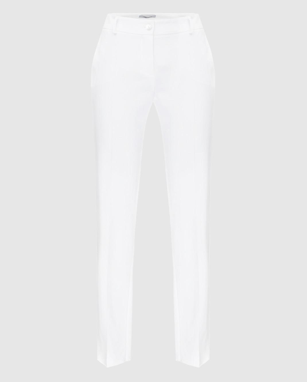 Blumarine Белые брюки 6359