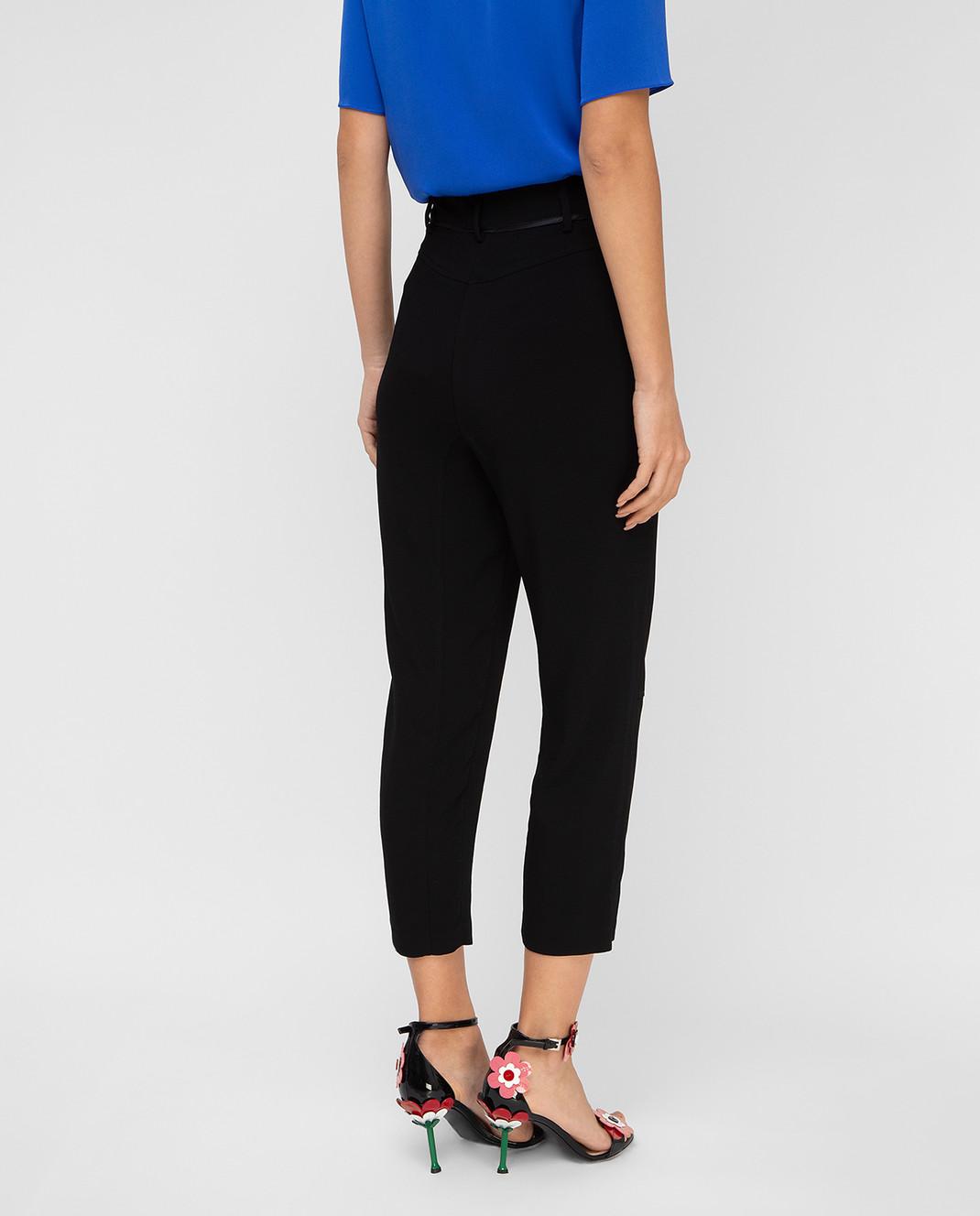 Twin Set Черные брюки PS72W5 изображение 4