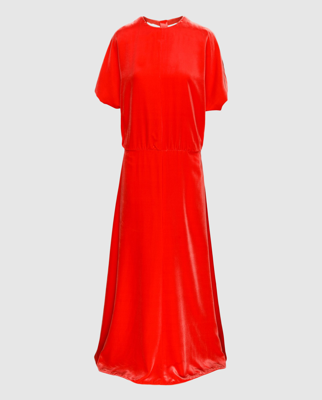 Valentino Красное платье PB0VD7E53TF