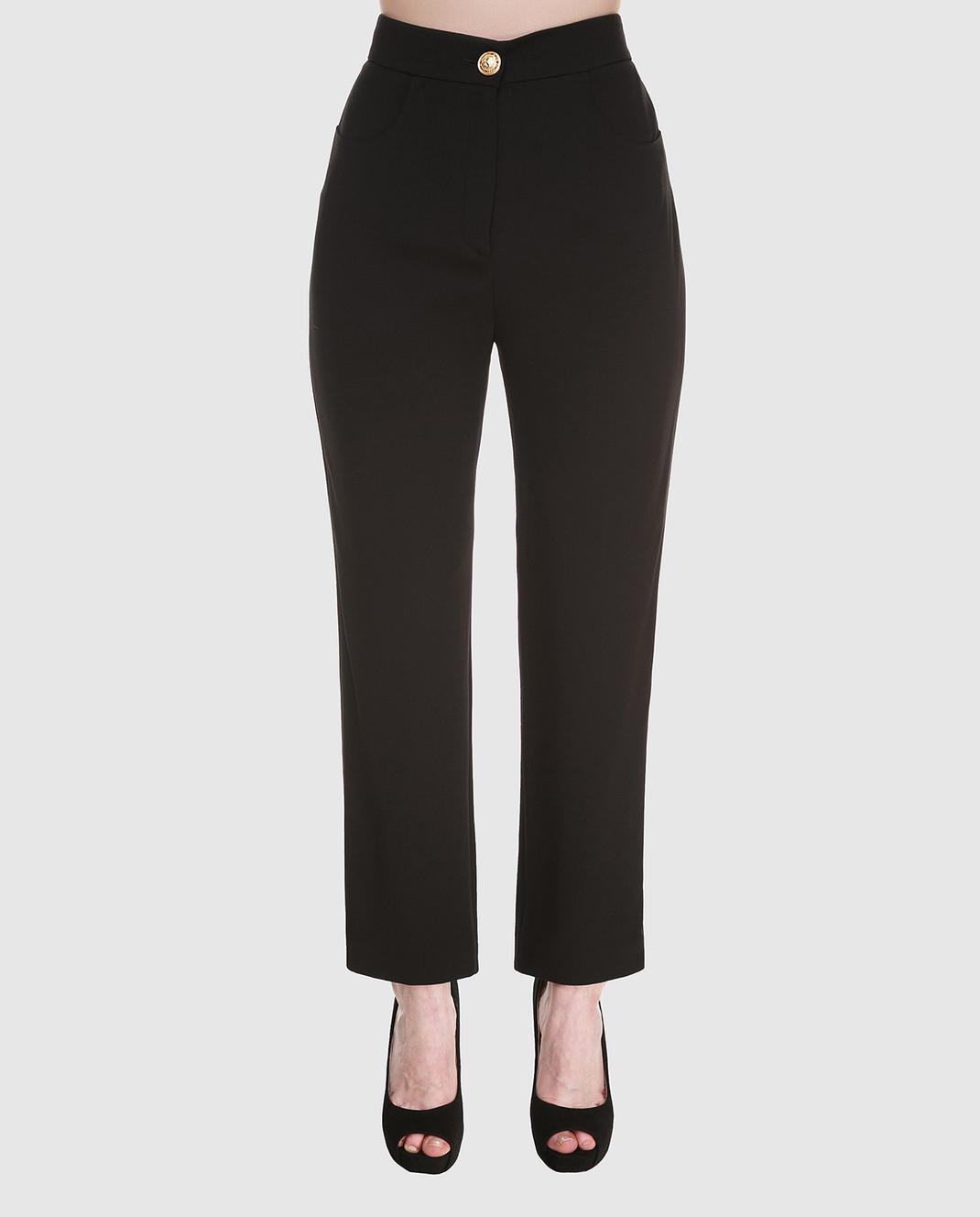Balmain Черные брюки изображение 3