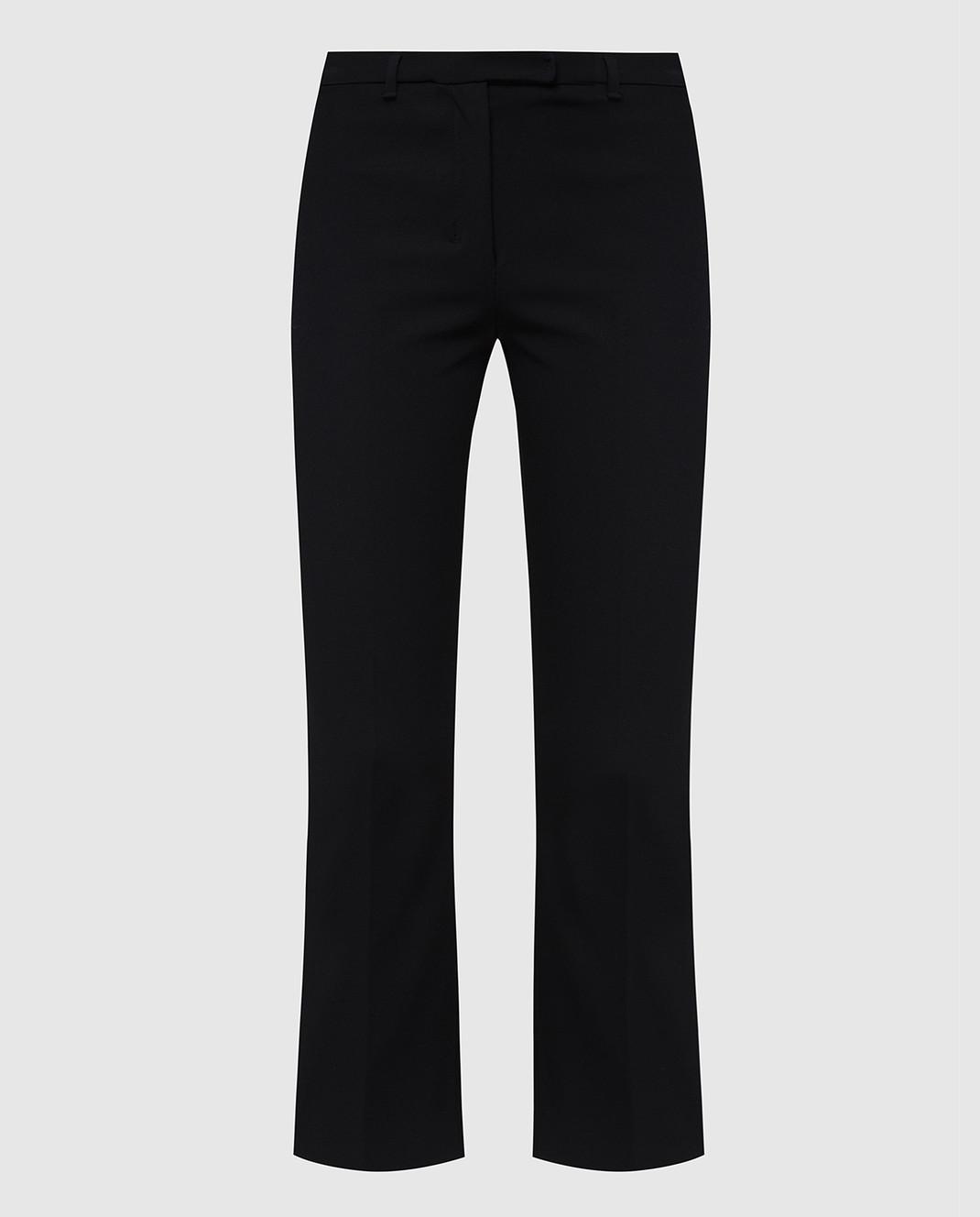 Max Mara Черные брюки изображение 1