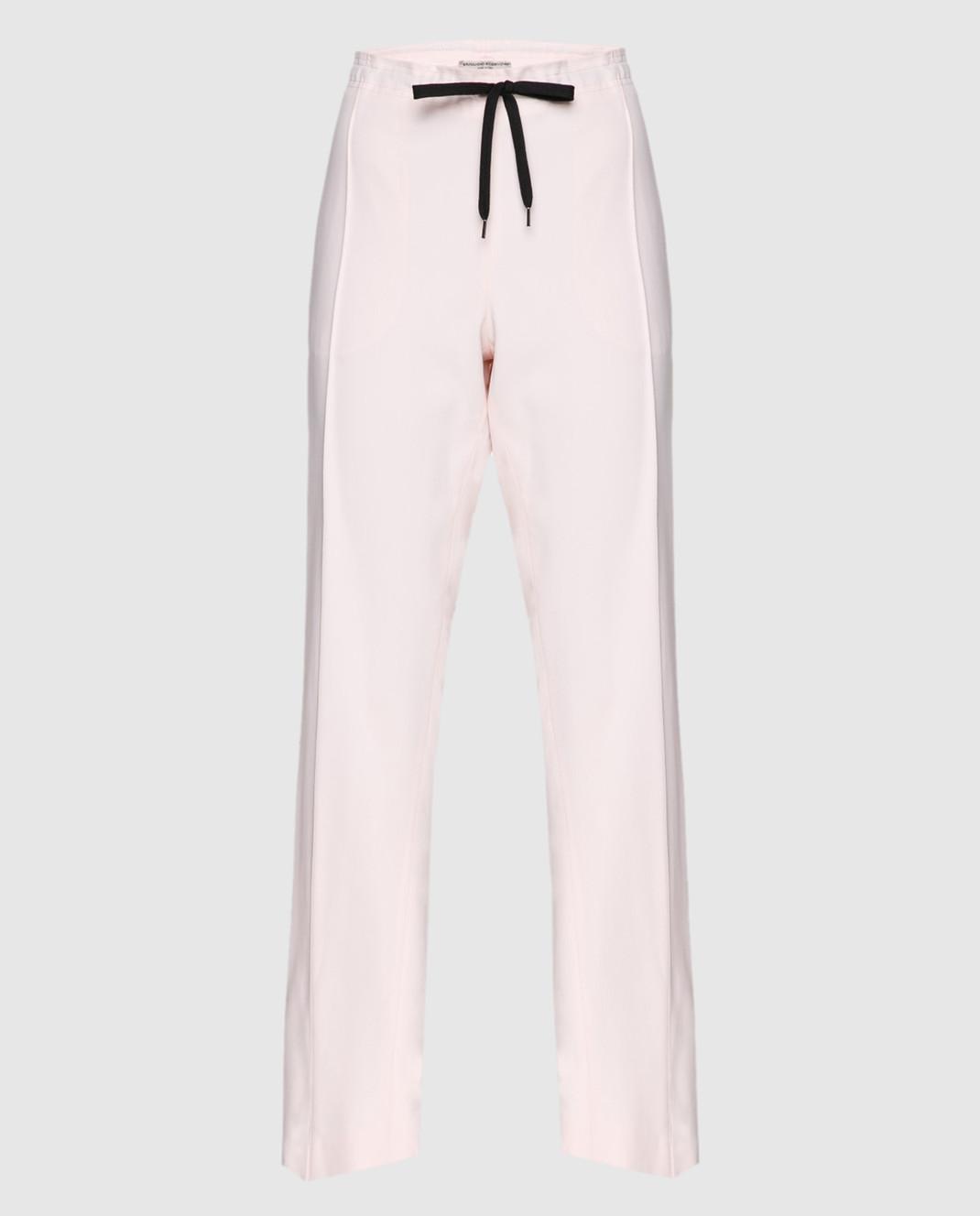 Ermanno Scervino Розовые брюки D326P307CQN