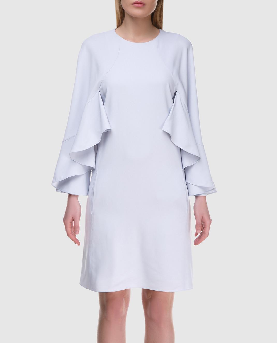 Chloe Светло-голубое платье изображение 3