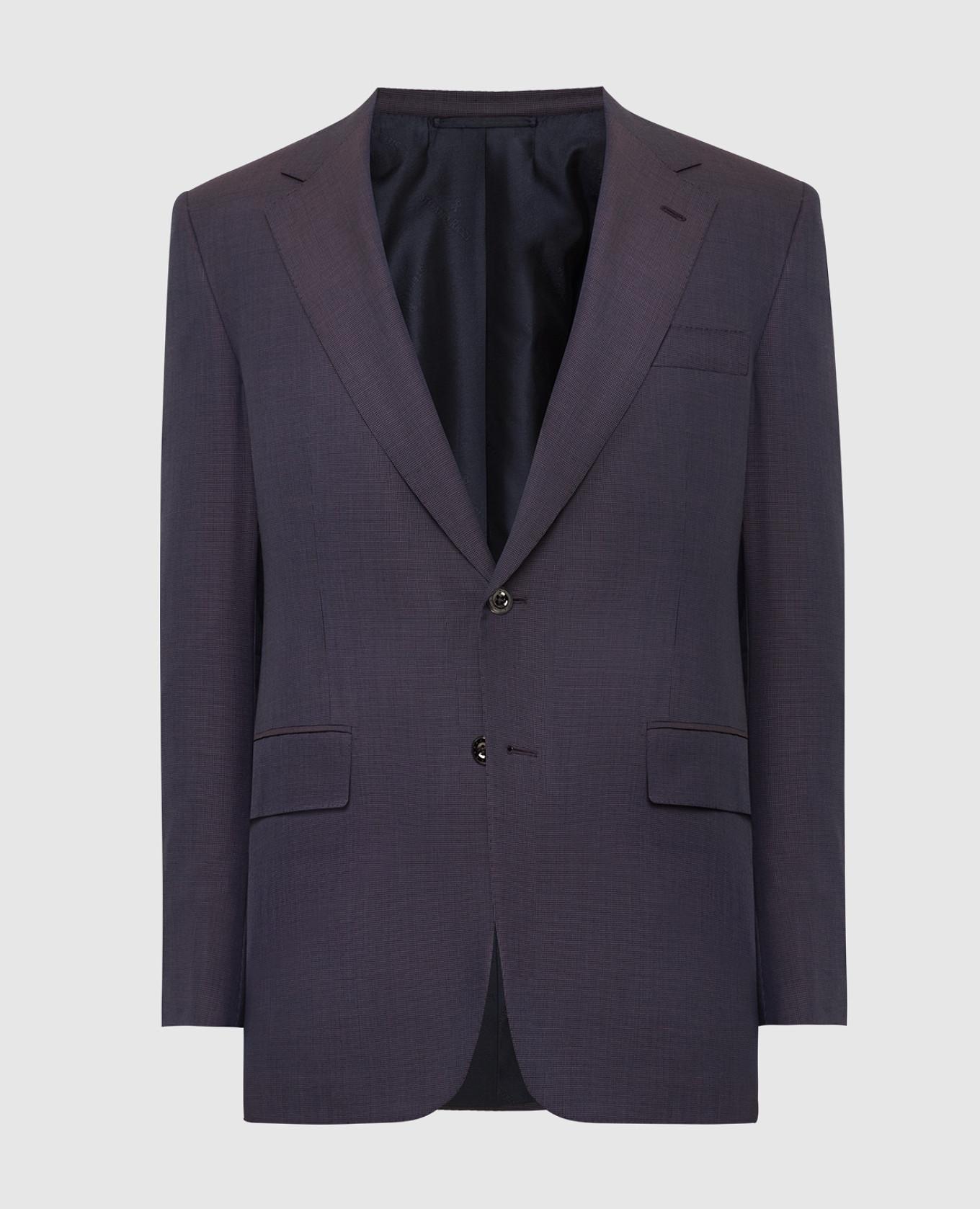 Пиджак из шерсти