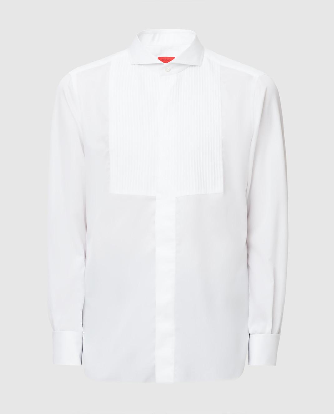 ISAIA Белая рубашка MI18KCKM168