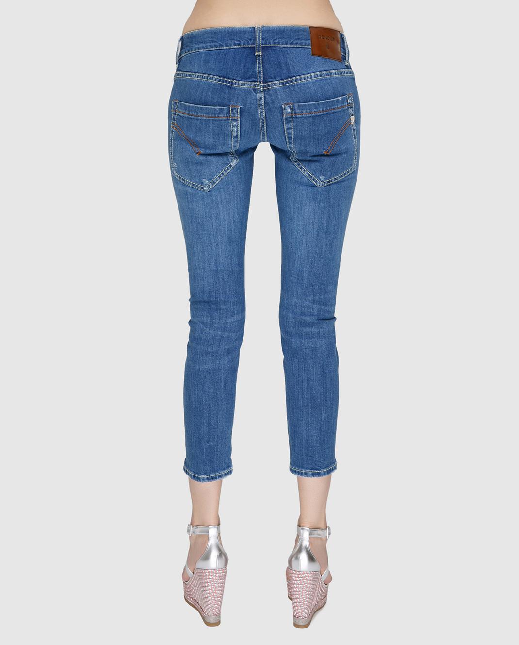 Dondup Синие джинсы P282 изображение 4