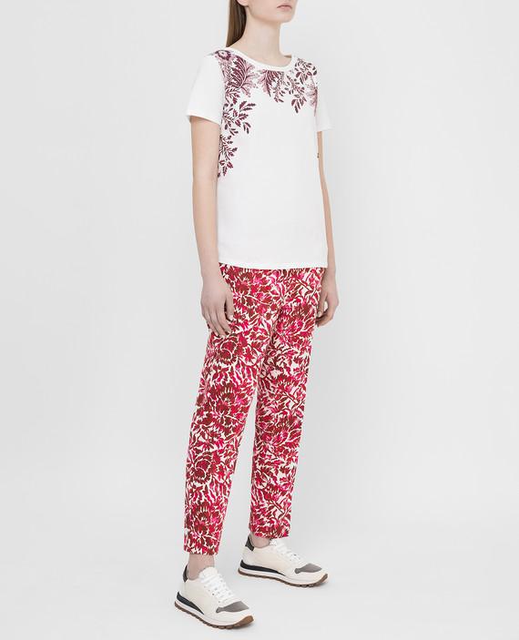 Розовые брюки hover