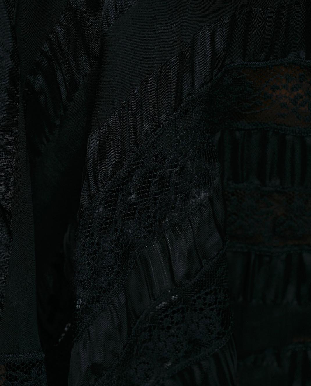 Philosophy di Lorenzo Serafini Черная юбка изображение 5
