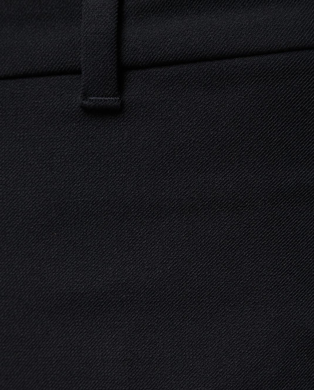 Max Mara Черные брюки изображение 5