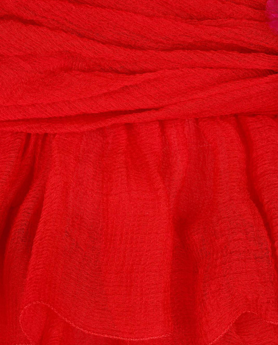 Dolce&Gabbana Красное платье F62R5ZFU1KK изображение 5