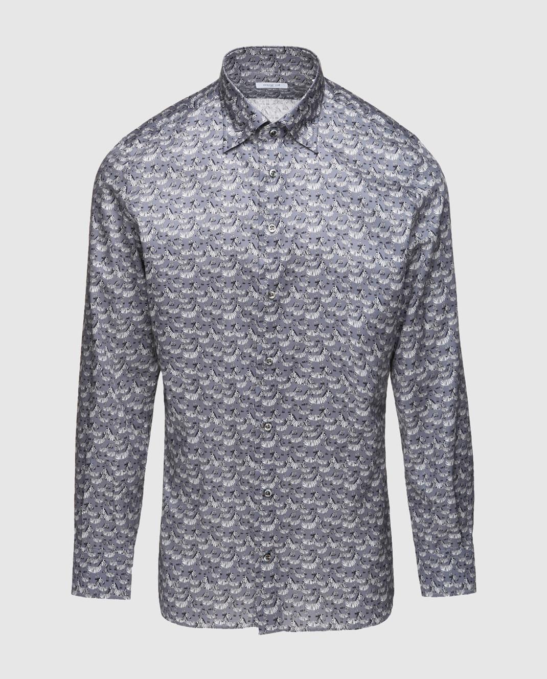 Marol Серая рубашка изображение 1