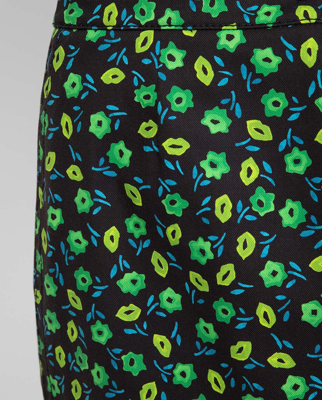 Prada Sport Черная юбка GFD085 изображение 5