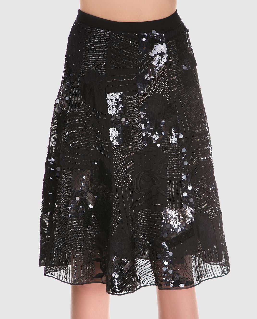 Ralph Lauren Черная юбка 211670983 изображение 3