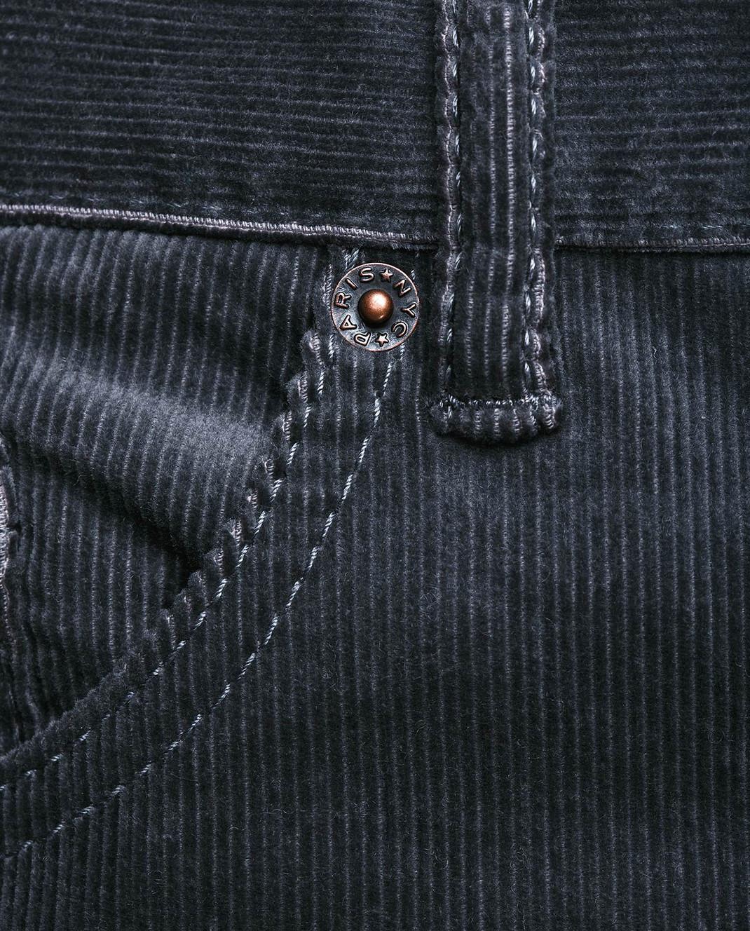 Marc Jacobs Серые вельветовые брюки M4007092 изображение 4