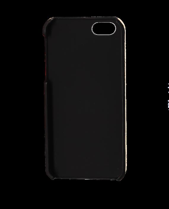 Желтый чехол для Iphone 5 / 5S hover