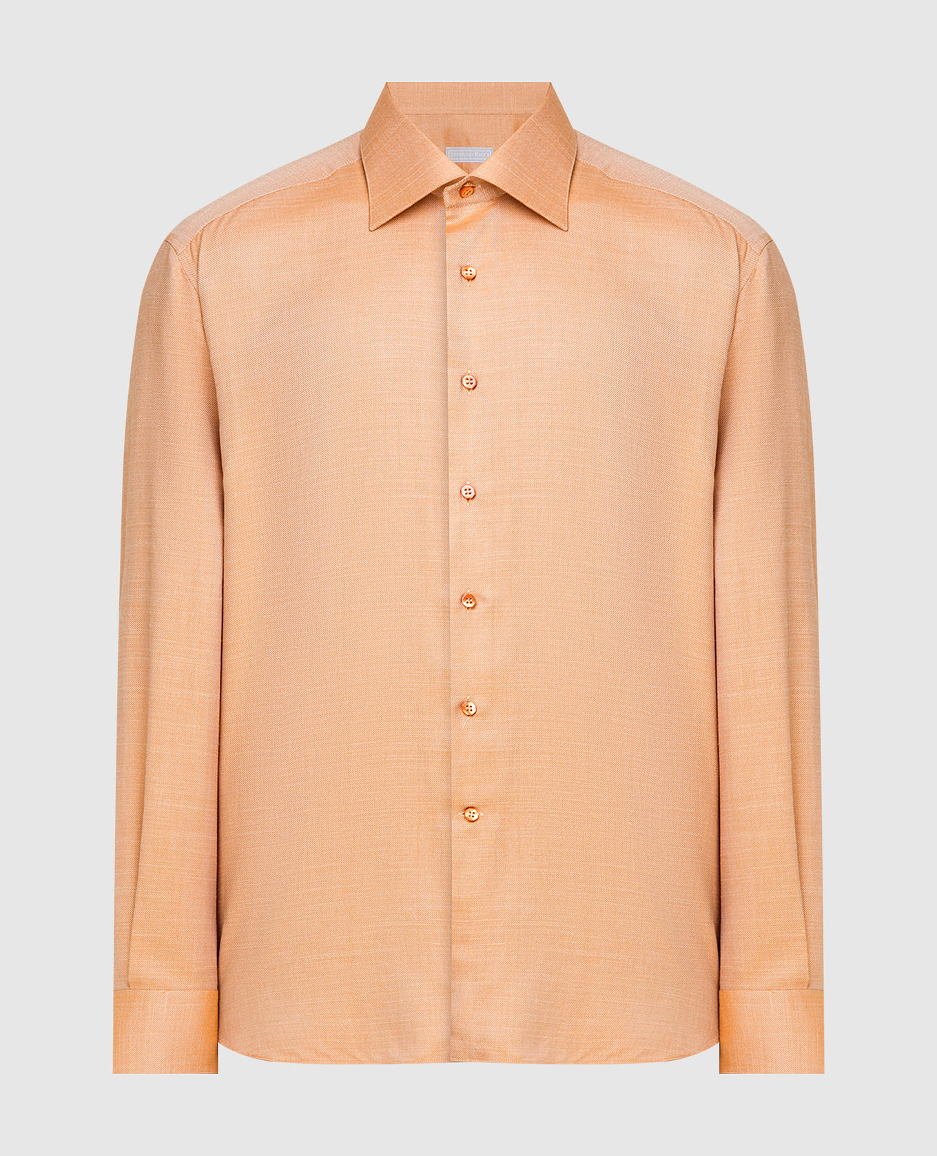 Рубашка из шелка